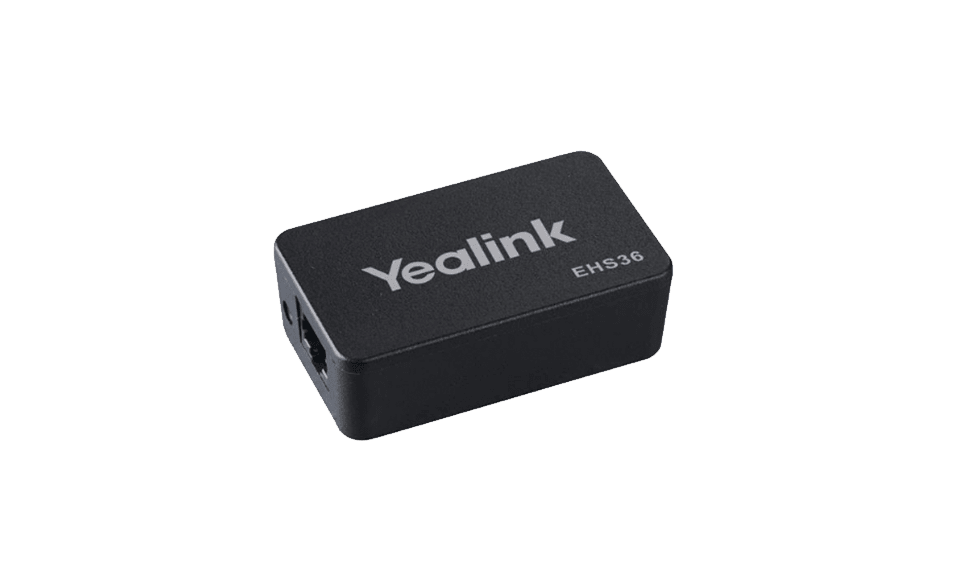 EHS36 – Yealink Wireless Headset Adapter